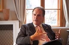 Un ministre d'Etat britannique salue les potentiels de développement du Vietnam