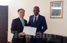 Le Togo souhaite accélérer les relations commerciales avec le Vietnam