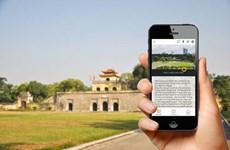 Une application mobile d'aide à la visite de la citadelle royale de Thang Long-Hanoï