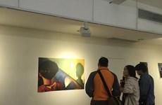 Une exposition d'art révèle la vie des autistes