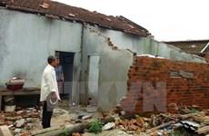 Aides laotiennes pour les victimes vietnamiens des catastrophes naturelles