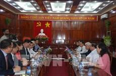 Des entreprises sud-coréennes recherchent des opportunités à Binh Phuoc