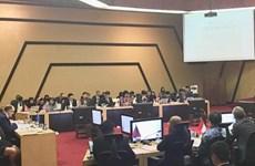 L'ASEAN et l'UE accélèrent leur coopération dans la sécurité traditionnelle et non traditionnelle