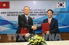 Vietnam et R. de Corée visent 100 milliards de dollars d'échanges commerciaux en 2020