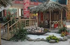 Un espace du Têt d'antan à Hanoï