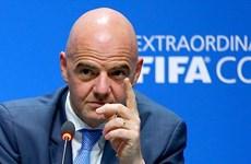 Le président de la FIFA attendu le 8 février au Vietnam