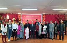 La communauté des Vietnamiens en Algérie fête le Têt traditionnel