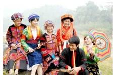 Le Têt traditionnel des Mông à Hà Giang