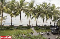 La Villa Song Saïgon, un havre de luxe et de tranquillité au cœur de Ho Chi Minh-Ville