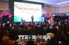 Têt traditionnel : rencontre de Viet kieu et  de religieux