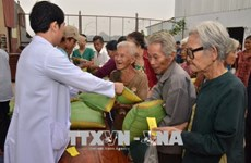 Activités de célébration du Têt du Chien 2018 au Cambodge