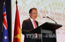 Développement des relations entre le Vietnam et l'Australie