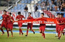 Football : l'U16 du Vietnam participera au tournoi international Japon – ASEAN 2018