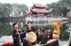 Lim, fête imprégnée de l'identité du Bac Ninh - Kinh Bac