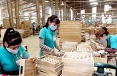Bond des exportations de bois et d'ameublement en janvier