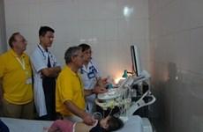 France - Vietnam : Amphore de nouveau en mission médicale à Hanoï