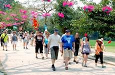 Touristes étrangers: croissance impressionnante en février