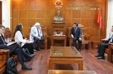 Vietnam  et  Allemagne renforcent la coopération dans l'éducation