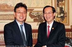 Resserrer la coopération entre HCM-Ville et Gyeongsangbuk (R. de Corée)