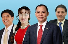 Classement des milliardaires mondiaux 2018: le Vietnam compte 4 représentants