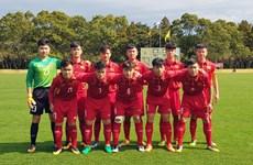 Le Vietnam se qualifie pour la finale du tournoi de football junior Japon-ASEAN