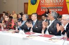 Une délégation du Parti communiste du Vietnam au Mexique