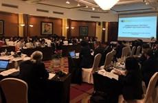 Les hauts officiels discutent des préparatifs du 6e Sommet de la sous-région du Mékong élargie