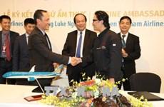 Chef Luke Nguyen, ambassadeur de la cuisine mondiale de Vietnam Airlines