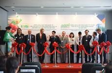Une série d'expositions sur l'horticulture, l'agriculture et l'aquaculture à Hô Chi Minh-Ville