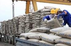 Ciment: 5,5 millions de tonnes exportées en janvier et février