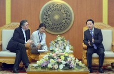 L'AFD accélérera sa coopération avec le Vietnam en réponse aux changements climatiques