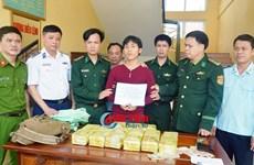 Un Laotien arrêté pour trafic de drogue dans la province de Ha Tinh