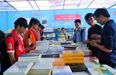 Ouverture du Salon du livre de Hô Chi Minh-Ville 2018