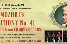 Le chef-d'œuvre de Mozart sera joué sur la scène vietnamienne