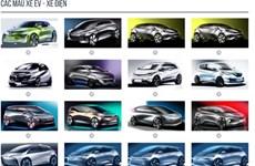 Vinfast dévoile les designs de ses voitures