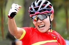Nguyên Thi Thât, espoir de médaille d'or du Vietnam à l'ASIAD 18