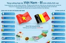 Echange des messages de félicitations entre le Vietnam et la Belgique