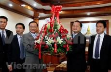 Le Vietnam félicite le Parti populaire révolutionnaire du Laos pour son 63e anniversaire