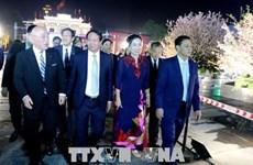 Début des activités d'échange culturel Vietnam - Japon à Hai Phong