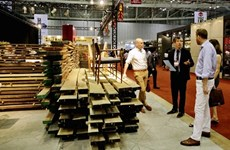 Bonnes perspectives de l'exportation des produits à base de bois