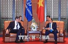 Le PM Nguyen Xuan Phuc reçoit le directeur général de la BM