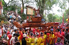 Le Festival du temple des rois Hung débutera le 21 avril