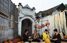 Le pays recense plus de 5.400 villages de métiers en activité