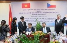 Nécessité de créer une percée dans les relations commerciales Vietnam - R. tchèque