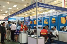 Ouverture de l'exposition Mining Vietnam 2018 à Hanoï