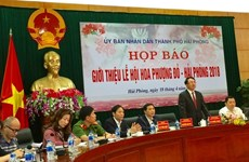 Sept troupes d'artistes étrangers participent au Festival des flamboyants rouges