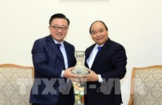 Le Vietnam salue les contributions du groupe Samsung à son développement