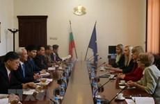 Vietnam et Bulgarie élargissent leur coopération dans divers domaines