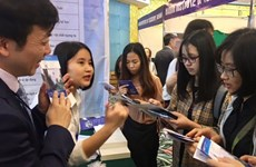 Forum et salon de l'éducation Vietnam-Chine 2018 à Hanoi