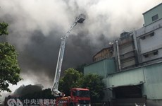 Incendie à Taïwan : Aucune victime vietnamienne n'est à déplorer